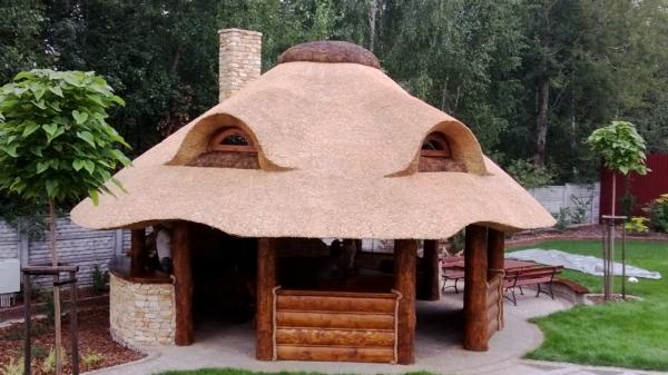 Altanki drewniane