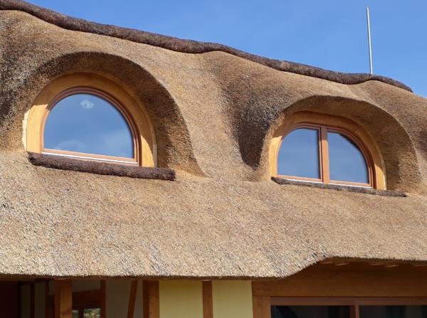 Pokrycia dachowe trzcina