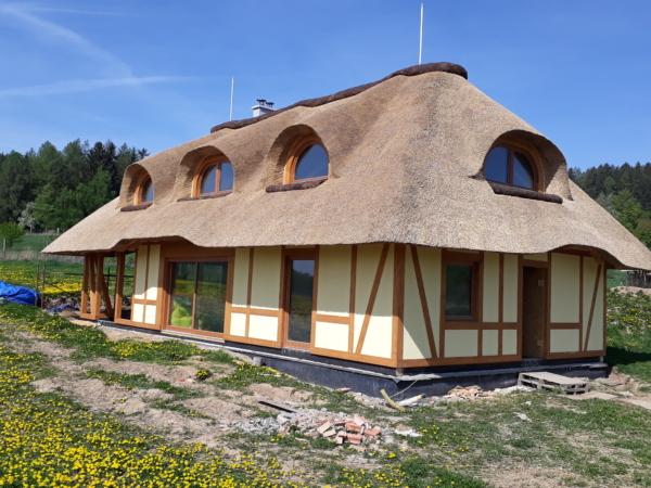 Dachy z trzciny